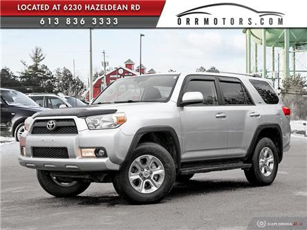 2012 Toyota 4Runner SR5 V6 (Stk: 5914-1) in Stittsville - Image 1 of 29