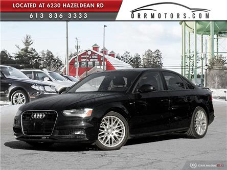 2016 Audi A4 2.0T Komfort plus (Stk: 5915) in Stittsville - Image 1 of 27