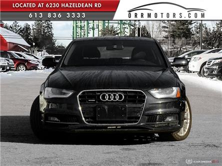 2016 Audi A4 2.0T Komfort plus (Stk: 5915) in Stittsville - Image 2 of 27