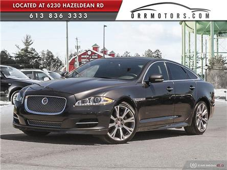 2015 Jaguar XJ 3.0L Premium Luxury (Stk: C19-1) in Stittsville - Image 1 of 28