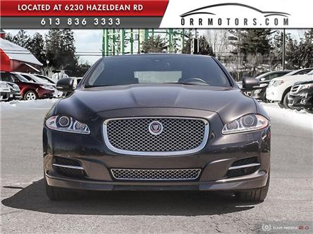 2015 Jaguar XJ 3.0L Premium Luxury (Stk: C19-1) in Stittsville - Image 2 of 28