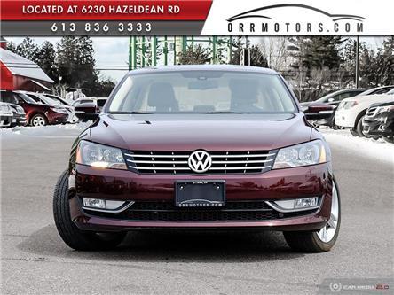 2013 Volkswagen Passat 2.0 TDI Highline (Stk: 5796) in Stittsville - Image 2 of 27