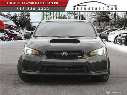 2018 Subaru WRX STI Sport-tech w/Lip (Stk: 5844-1) in Stittsville - Image 2 of 29