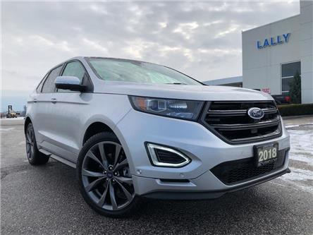 2018 Ford Edge Sport (Stk: S6502A) in Leamington - Image 1 of 26
