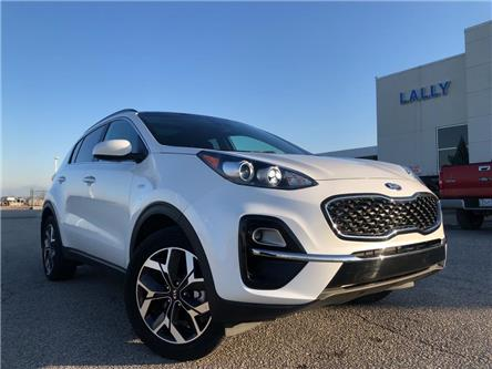 2020 Kia Sportage EX (Stk: S10452R) in Leamington - Image 1 of 24