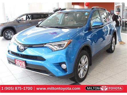 2016 Toyota RAV4 Limited (Stk: 451842) in Milton - Image 1 of 40