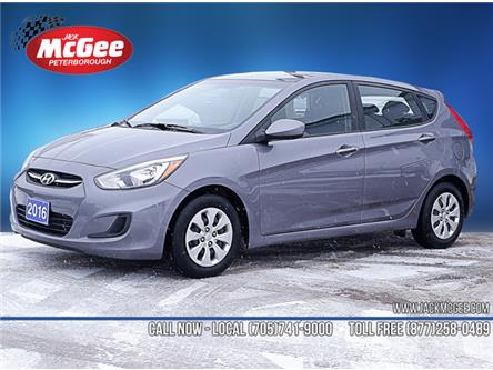 2016 Hyundai Accent LE (Stk: 19479B) in Peterborough - Image 1 of 18