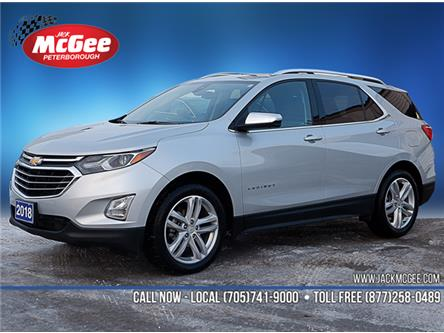 2018 Chevrolet Equinox Premier (Stk: 18862A) in Peterborough - Image 1 of 20