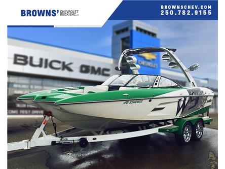 2012 Malibu Wakesetter 22MXZ  (Stk: 3585A) in Dawson Creek - Image 1 of 6