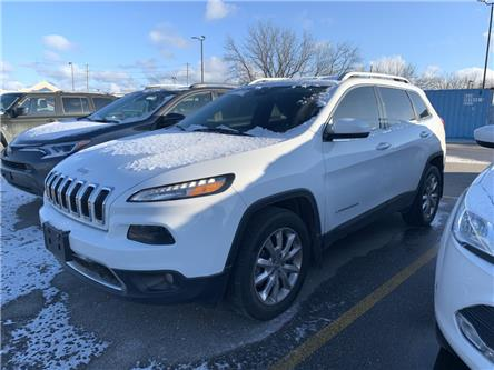2016 Jeep Cherokee Limited (Stk: GW124784) in Sarnia - Image 1 of 8