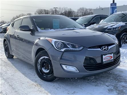 2016 Hyundai Veloster Tech (Stk: 19T1372AA) in Midland - Image 1 of 18