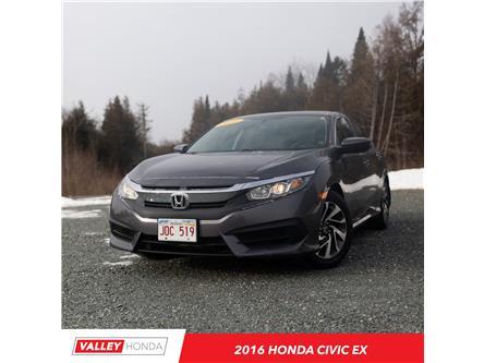 2016 Honda Civic EX (Stk: U5358A) in Woodstock - Image 1 of 9