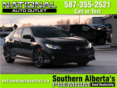 2018 Honda Civic Sport (Stk: N01621) in Lethbridge - Image 1 of 21