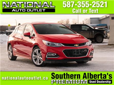 2018 Chevrolet Cruze Premier Auto (Stk: N28318) in Lethbridge - Image 1 of 21
