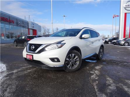2015 Nissan Murano SV (Stk: CKN155846AA) in Cobourg - Image 1 of 26