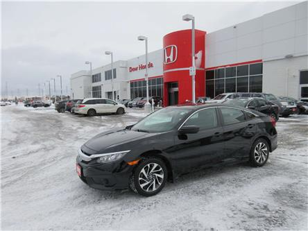 2018 Honda Civic EX (Stk: VA3703A) in Ottawa - Image 1 of 19