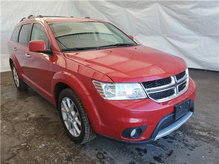 2018 Dodge Journey GT (Stk: U1715) in Thunder Bay - Image 1 of 9