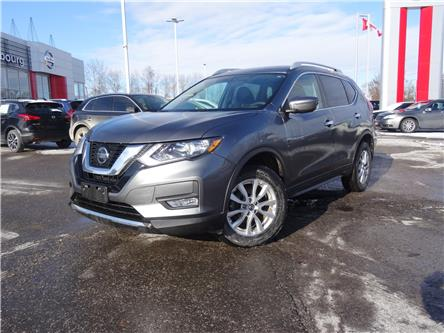 2018 Nissan Rogue SV (Stk: CGC662480A) in Cobourg - Image 1 of 13