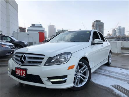 2012 Mercedes-Benz C-Class Base (Stk: C20092B) in Toronto - Image 1 of 27