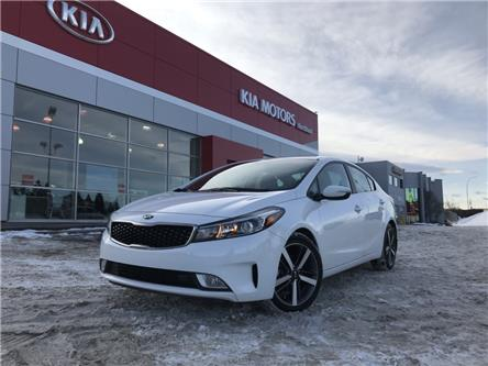 2018 Kia Forte EX+ (Stk: 9FT9037A) in Calgary - Image 1 of 22