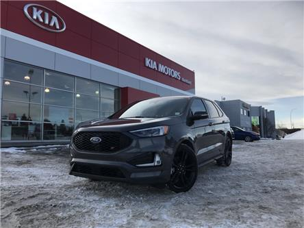 2019 Ford Edge ST (Stk: 0SP0433A) in Calgary - Image 1 of 24