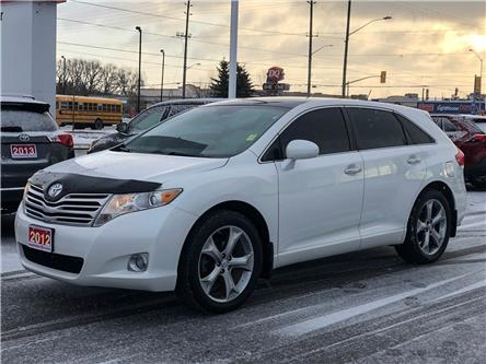 2012 Toyota Venza Base V6 (Stk: W4911A) in Cobourg - Image 1 of 24