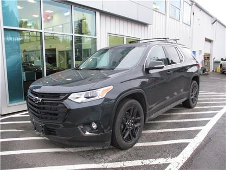 2020 Chevrolet Traverse LT (Stk: TLJ163520) in Terrace - Image 1 of 9