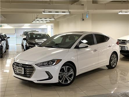 2018 Hyundai Elantra Limited (Stk: AP3497) in Toronto - Image 1 of 32