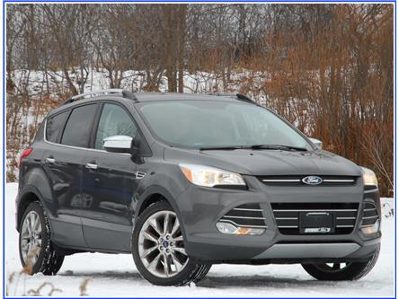 2015 Ford Escape SE (Stk: 147910X) in Kitchener - Image 1 of 16