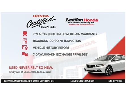 2018 Honda CR-V Touring (Stk: P7524) in London - Image 2 of 29