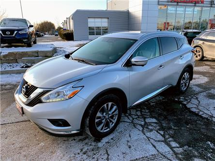 2016 Nissan Murano SL (Stk: CGN142674) in Cobourg - Image 2 of 34