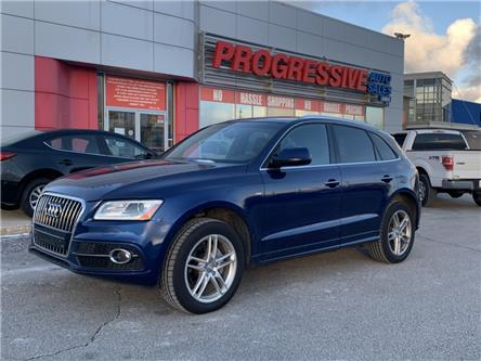 2016 Audi Q5 2.0T Progressiv (Stk: GA142494) in Sarnia - Image 1 of 18