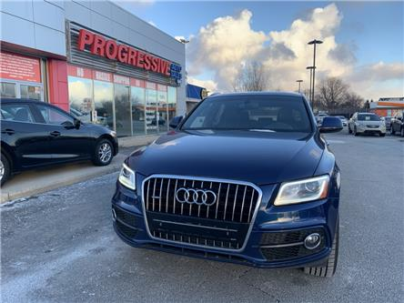 2016 Audi Q5 2.0T Progressiv (Stk: GA142494) in Sarnia - Image 2 of 18