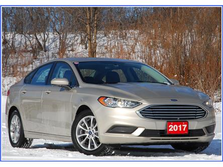 2017 Ford Fusion SE (Stk: 151100X) in Kitchener - Image 1 of 17