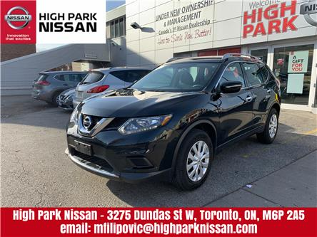 2015 Nissan Rogue S (Stk: U1739) in Toronto - Image 1 of 22