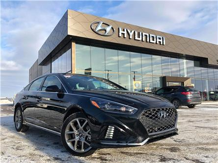 2019 Hyundai Sonata 2.0T Ultimate (Stk: H2529) in Saskatoon - Image 1 of 23