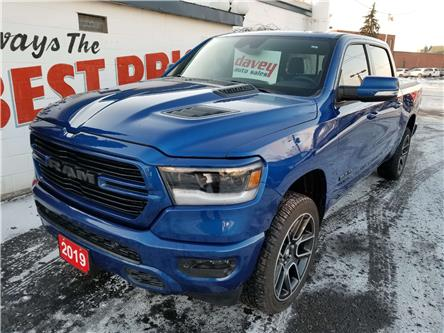 2019 RAM 1500 Sport (Stk: 19-822) in Oshawa - Image 1 of 17