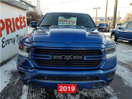 2019 RAM 1500 Sport (Stk: 19-822) in Oshawa - Image 2 of 17