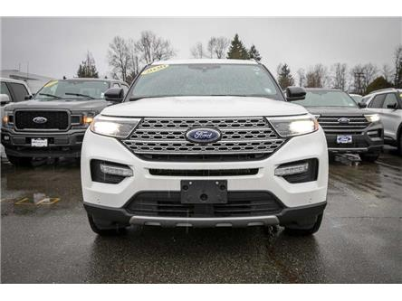 2020 Ford Explorer Limited (Stk: 20EX5395) in Vancouver - Image 2 of 21