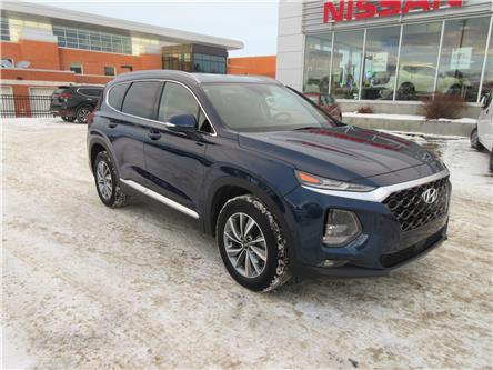 2019 Hyundai Santa Fe Preferred 2.4 (Stk: 9852) in Okotoks - Image 1 of 29