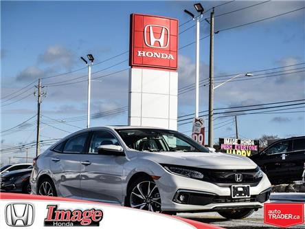 2019 Honda Civic Touring (Stk: 9C704) in Hamilton - Image 1 of 20