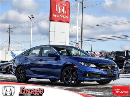 2020 Honda Civic Sport (Stk: 10C1084) in Hamilton - Image 1 of 21