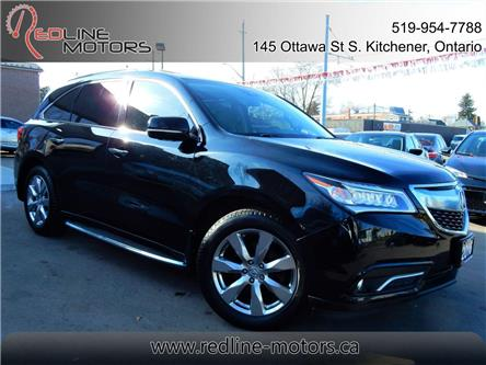 2016 Acura MDX Elite Package (Stk: 5FRYD4) in Kitchener - Image 1 of 30