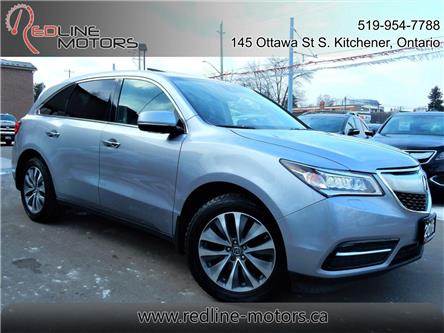 2016 Acura MDX Navigation Package (Stk: 5FRYD4) in Kitchener - Image 1 of 28