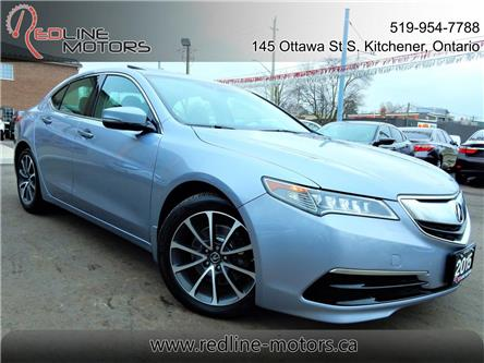2015 Acura TLX Tech (Stk: 19UUB3) in Kitchener - Image 1 of 27