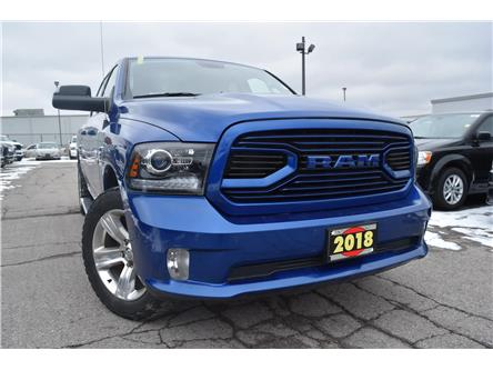 2018 RAM 1500 Sport (Stk: 87677) in St. Thomas - Image 1 of 30