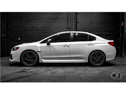 2016 Subaru WRX Sport Package (Stk: CF19-553) in Kingston - Image 1 of 35