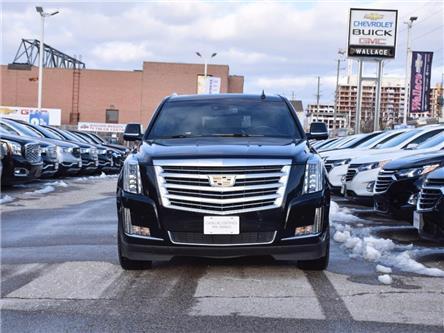 2016 Cadillac Escalade ESV PLATINUM | ESV | NO ACCIDENT | DVD | NAV | 360 CAM (Stk: PL5259) in Milton - Image 2 of 30