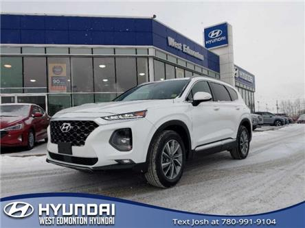 2019 Hyundai Santa Fe Preferred 2.4 (Stk: E4831) in Edmonton - Image 1 of 25