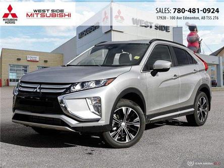 2018 Mitsubishi Eclipse Cross SE (Stk: E18356) in Edmonton - Image 1 of 27